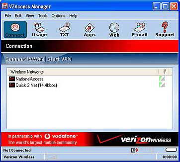 Verizon - VZAccess Manager - vzamnet